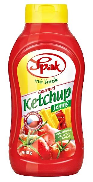 PR - Spak kečupy